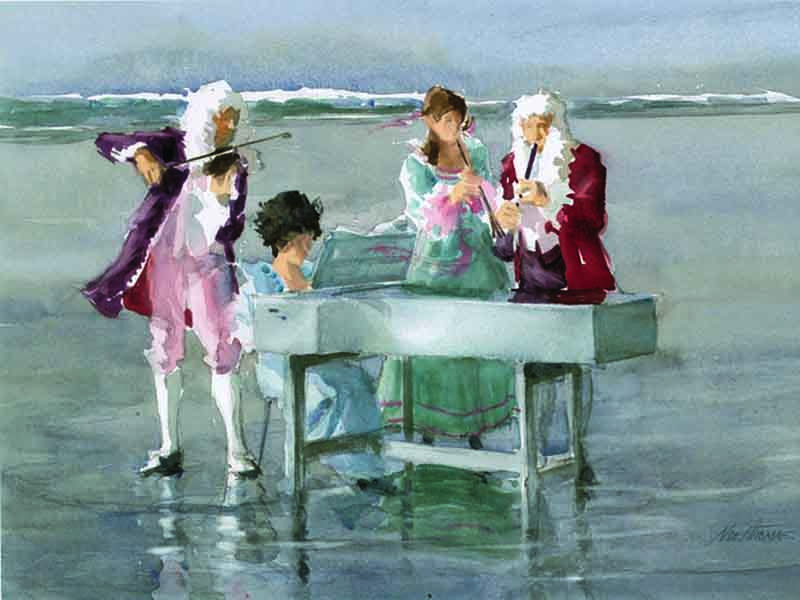 Image result for water music